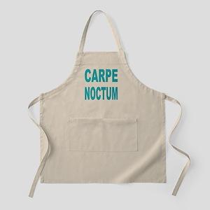 Carpe Noctem Noctum Apron