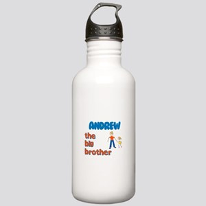 Andrew - The Big Brother Stainless Water Bottle 1.