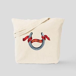 Horseshoe Good Luck Tote Bag