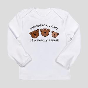 Chiro Bear Family Affair Long Sleeve Infant Tee