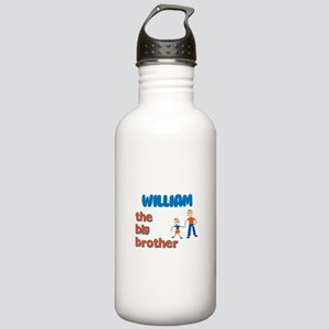 William - The Big Brother Stainless Water Bottle 1