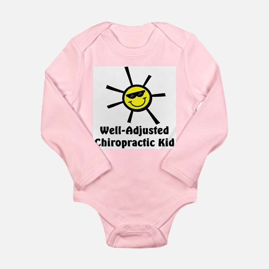 Well-Adjusted Chiro Kid Baby Outfits