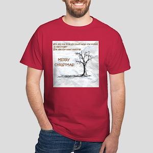 Christmas Joke Dark T-Shirt