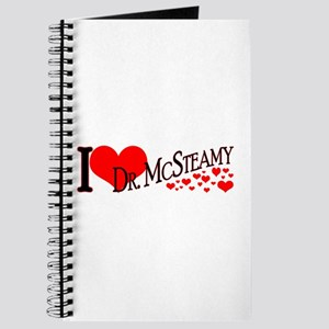 I <3 McSteamy Journal