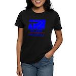Gone Postal Women's Dark T-Shirt