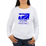 Gone Postal Women's Long Sleeve T-Shirt
