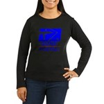 Gone Postal Women's Long Sleeve Dark T-Shirt