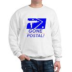 Gone Postal Sweatshirt