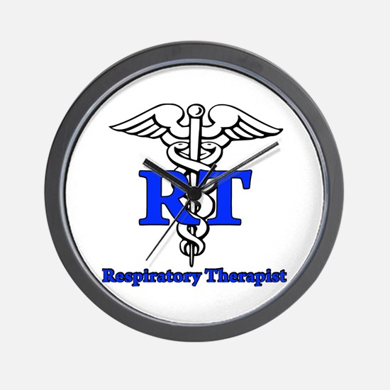 Respiratory Therapist Wall Clock
