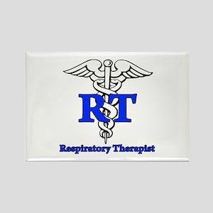 Respiratory Therapist Rectangle Magnet