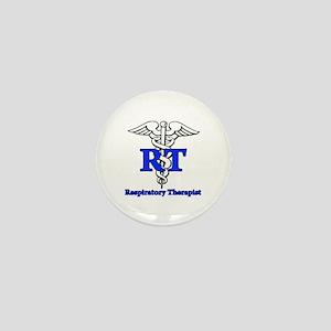 Respiratory Therapist Mini Button