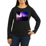 Statue of Liberty NYC Women's Long Sleeve T-Shirt