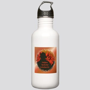 Firefighters Stainless Water Bottle 1.0L