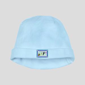Authority baby hat