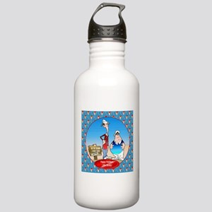 Gilligan's Island Stainless Water Bottle 1.0L