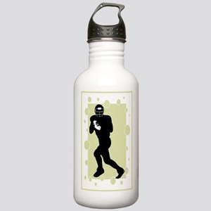 Quarterback Stainless Water Bottle 1.0L