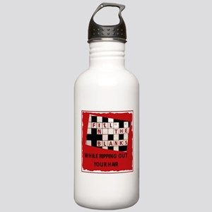 Crossword 1 Stainless Water Bottle 1.0L
