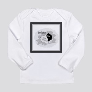 Peek-a-Boo Long Sleeve Infant T-Shirt