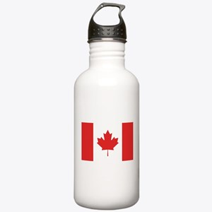 Flag of Canada Stainless Water Bottle 1.0L