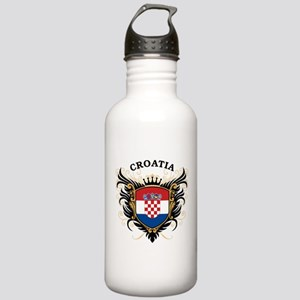 Croatia Stainless Water Bottle 1.0L