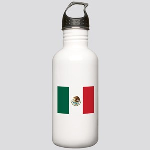 Flag of Mexico Stainless Water Bottle 1.0L