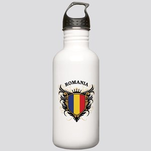 Romania Stainless Water Bottle 1.0L