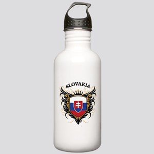 Slovakia Stainless Water Bottle 1.0L