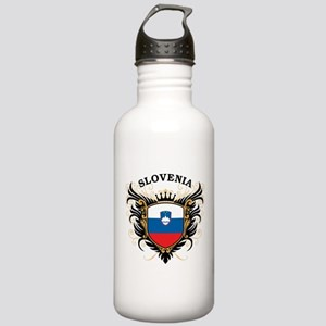 Slovenia Stainless Water Bottle 1.0L