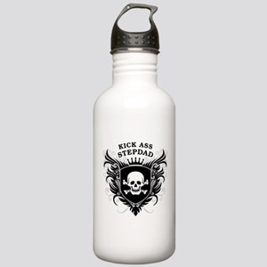 Kick Ass Stepdad Stainless Water Bottle 1.0L
