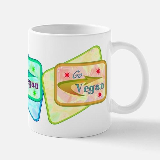 Go Vegan Mug