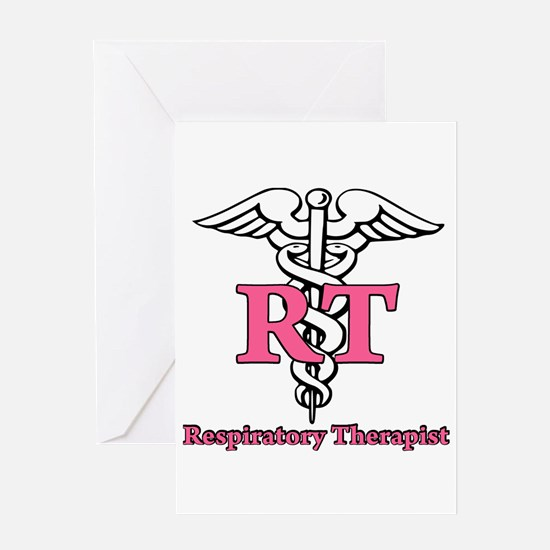Respiratory Therapist Greeting Card