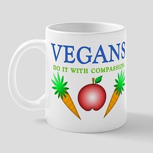 Vegans Do It... Mug