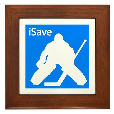 iSave Framed Tile