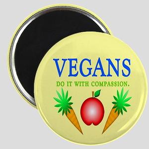Vegans Do It... Magnet