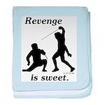 Revenge baby blanket