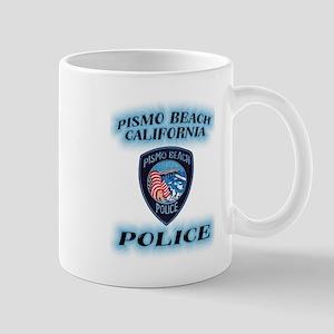 Pismo Beach Police Mug