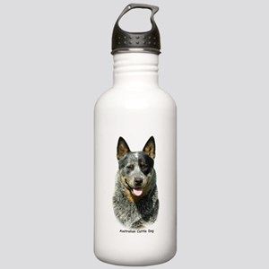 Australian Cattle Dog 9F061D-03 Stainless Water Bo