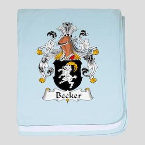 Becker baby blanket