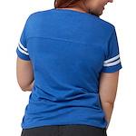 Womens Better Football Shirt T-Shirt