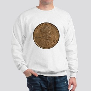 Lincoln Wheat Double-Sided Sweatshirt