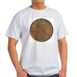 Wheat penny Light T-Shirt