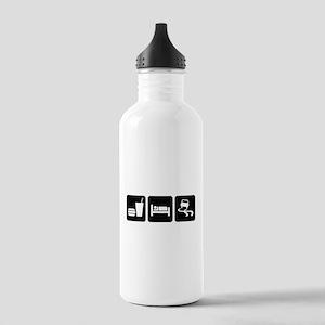 Eat Sleep Drift Stainless Water Bottle 1.0L