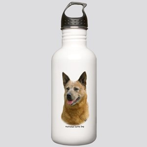 Aust Cattle Dog 9K009D-19 Stainless Water Bottle 1