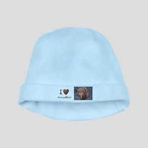 Helaines_Armadillo baby hat