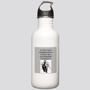 conspiracy theory Stainless Water Bottle 1.0L