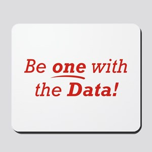 One / Data Mousepad