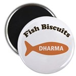 Dharma Fish Biscuits Magnet