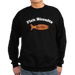 Dharma Fish Biscuits Sweatshirt (dark)