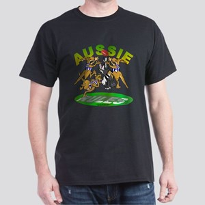 Aussie Rules Dark T-Shirt