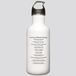 Laws of P.T. Stainless Water Bottle 1.0L